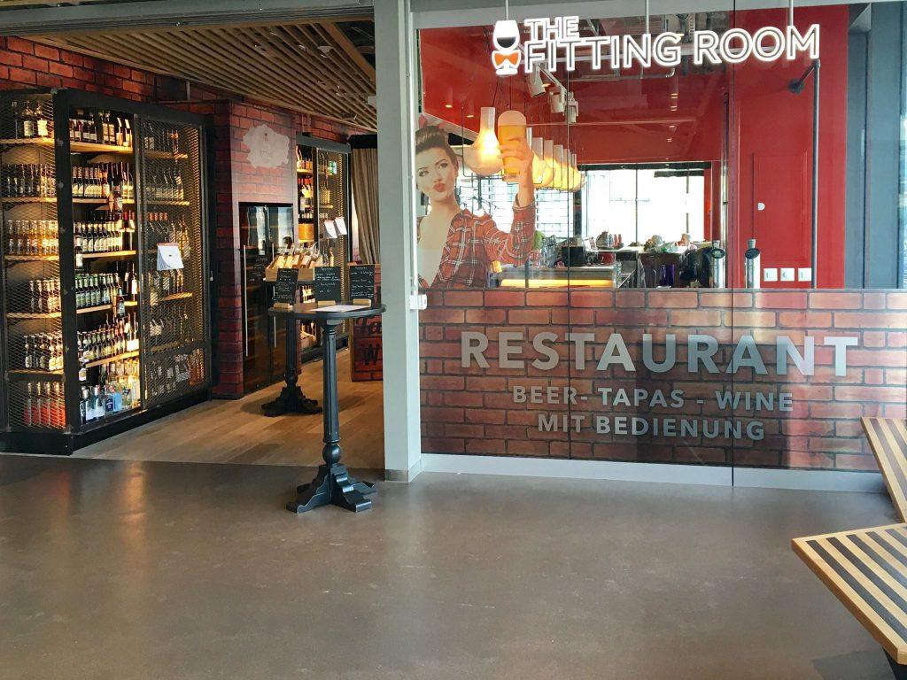 Graphisme restaurant bière et tapas