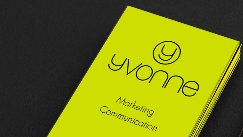 Logo Yvonne communication marketing