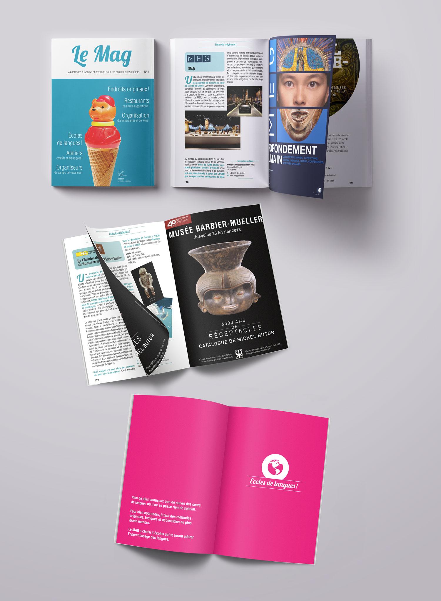 Magazine Le Mag