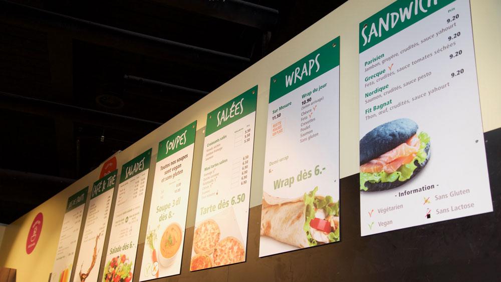 Restaurant Healthy